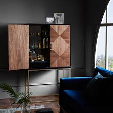 modern drink table puccini cocktail cabinet cabinets online john lewis and drinks