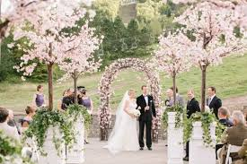 cherry blossom wedding weddings 12 inspiring ways to a cherry blossom wedding