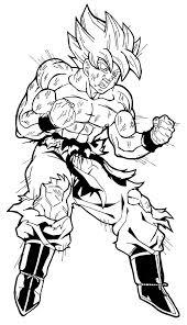 goku super saiyan 4 coloring pages dragon ball z coloring pages