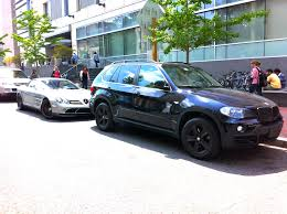 matte bmw x5 blue e70 bmw x5 black rims mercedes slr 722 s gwu cars on campus