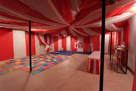 themed decor interior design new circus themed decor design decorating best
