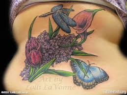 butterfly and dragonfly tattoos 45 best dragonfly tattoos