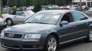 audi a8 2004 2004 audi a8 l sedan quattro awd 4 2l 8cyl navigation