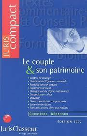 mariage communautã universelle livre le patrimoine contrat de mariage communauté