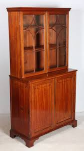 Mahogany Bookcases Uk A William Iv Flame Mahogany Breakfront Bookcase Looking For