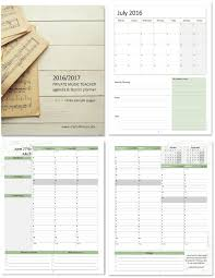 free teacher planner template free resources the full voice private teacher agenda planner summer edition