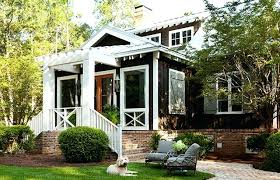 southern living porches southern living cottage plans southern living house plans with