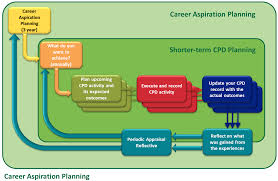 term planner template planning continuing professional development cpd membership career aspiration planning