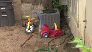 2 toddlers found tied chained in texas backyard cnn