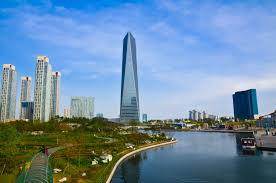 incheon city in south korea thousand wonders