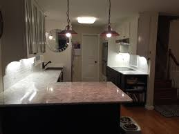 under cabinet led lighting puts the spotlight on the riverwood drive in franklin canterbury home staging design