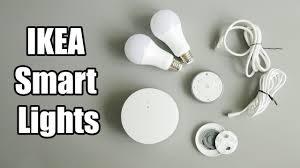 ikea u0027s cheap smart lights ikea tradfri trådfri gateway kit