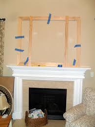 diy fireplace backsplash house of 34