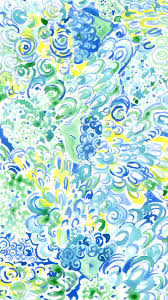 let there be silence while this lilly pulitzer print does the