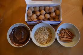 come together kids donut hole acorns