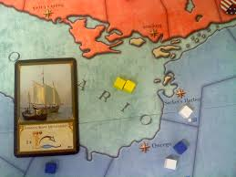 Canada Map Game by 1812 U2013 The Invasion Of Canada U2013 Boardgame Review Armchair