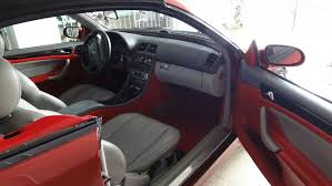 Sem Interior Dye How I Refreshed My Benz Interior Using Dupli Color Spray Paint