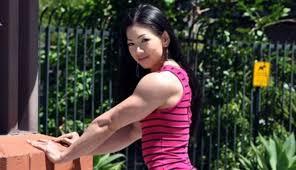 wanita perkasa dari korea kekarnya ngalahin laki laki boombastis