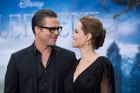 Brad Pitt and Angelina Jolie to divorce after claims he cheated     Brad Pitt and Angelina have been living separate lives