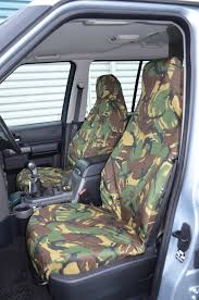 land rover camo land rover discovery 3 u0026 4 2004 2017 tailored and waterproof seat