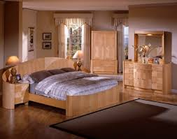 chambre bois chambre bois massif chambre coucher en chne massif naturel with