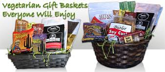 vegetarian gift basket fakemeats gifts baskets