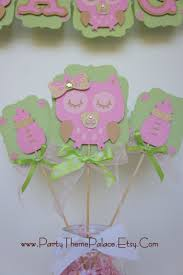 owl centerpieces interior design simple owl baby shower theme decorations