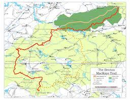 Appalachian Trail Map Pennsylvania by Benton Mackaye Trail 300 Mile Thru Hike Photos Journal Maps