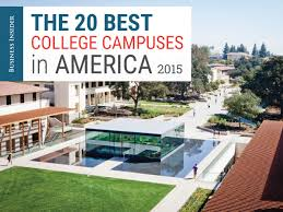 best architecture firms in the world the best college campuses in america business insider