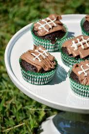 football cupcakes football food burgers dip brownies cupcakes gluten free
