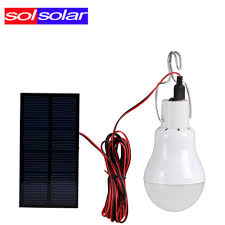 solar batteries for outdoor lights outdoor indoor solar l powered led lighting system light 1 bulb