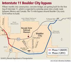 Mexico City Airport Map Gc Garcia Master Plan For New Boulder City Interchange Gc Garcia