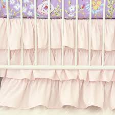 Pottery Barn Ruffle Crib Skirt 216 Best Pink Crib Bedding Sets Images On Pinterest Baby Beds