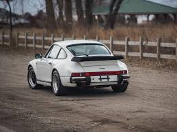 porsche 930 turbo flatnose rm sotheby u0027s 1984 porsche 911 turbo u0027slant nose u0027 coupe arizona