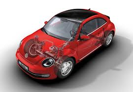 volkswagen bug drawing 2012 vw beetle drivetrain technical drawing eurocar news