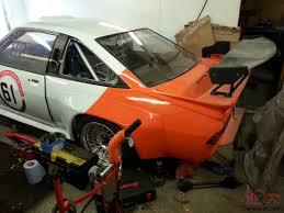 opel rally car opel manta 400 thunder saloon race rally car