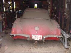 Vintage Cars Found In Barn In Portugal All Ready For Parts From Partingout Com To Get Them Back On The
