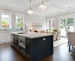 kitchen island with oven kitchens square blue kitchen island popideas co