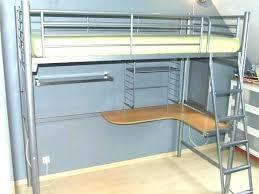 lit mezzanine avec bureau intégré lit mezzanine avec bureau et rangement mezzanine avec bureau combine