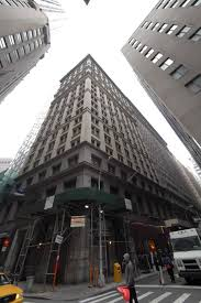 A Place Ny Office Building At 40 Exchange Place Is Sold For 115 Million