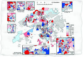 Crime Spot Map Hong Kong Map Pinpoints Neighbourhoods With Highest Number Of