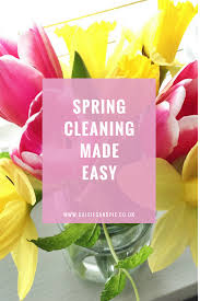 springcleaning spring cleaning made easy daisies u0026 pie