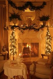 390 best christmas mantels images on pinterest christmas