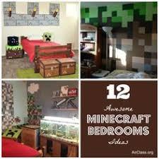 Minecraft Bedroom Ideas Minecraft Bedroom Boys Bedroom Ideas Pinterest Minecraft