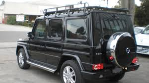 jeep wagon mercedes mercedes benz g wagon roof racks