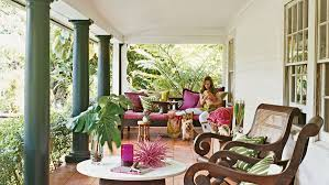 tropical colors for home interior tropical colors coastal living