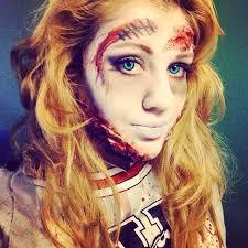 Zombie Cheerleader Costume Zombie Costume Ideas Popsugar Smart Living