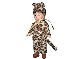 Leopard Halloween Costume Amazon Madame Alexander Doll Halloween Leopard Costume