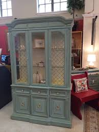 Annie Sloan Duck Egg Blue by Duck Egg Blue China Hutch U2013 Simplevintage With Scout U0026 Tag