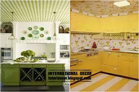 bright kitchen wallpaper bright wallpaper in the kitchen 9067